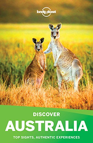 Lonely Planet Discover Australia (Travel - Guide Australian