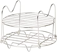 Emeril Pressure AirFryer Replacement Rack Air Fryer Accessories & Parts Dehydrator Stand Stainless Steel Dishwasher Safe