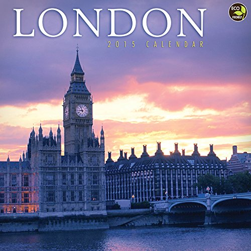Year Calendar Keyring : Get fun london souvenirs right here