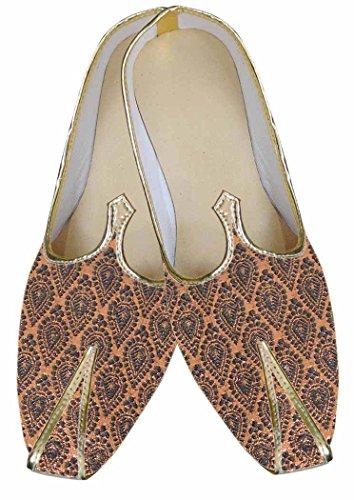 Hombres de Cobre INMONARCH de MJ0051 fabulosos Zapatos Diseñador dwBqXRB