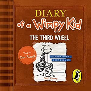 Diary of a Wimpy Kid: The Third Wheel Audiobook