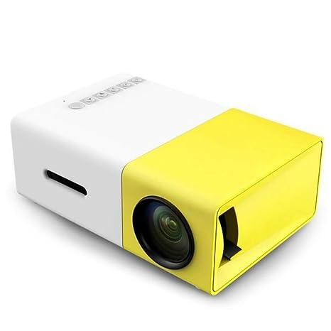 Amazon.com: Lumipal 2000 - Mini proyector, proyector LED HD ...