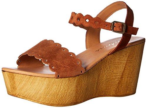 Women's Sandal Wedge Matisse Chrysler Tan XdqZOw