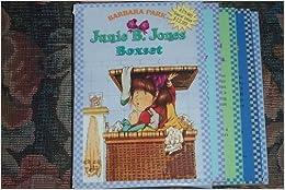 Book Junie B. Jones Boxset