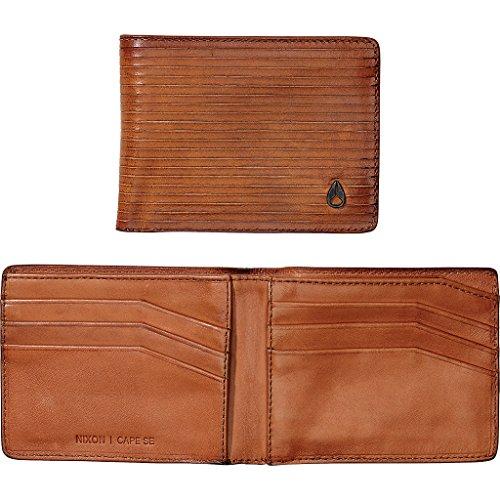 nixon-cape-se-bi-fold-wallet-tan