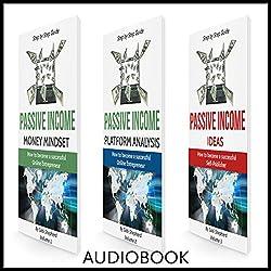 Passive Income Ideas, 3 Manuscripts
