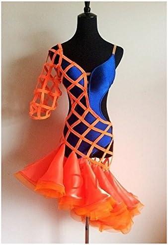 社交ダンス用ラテンドレス セミオーダー可能 [DN-B-3] 正規品 カラーチャートから指定 20ヶ所採寸