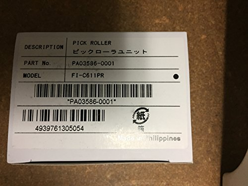 Fujitsu Pick Roller S1500 S1500M PA03586-0001 by Fujitsu