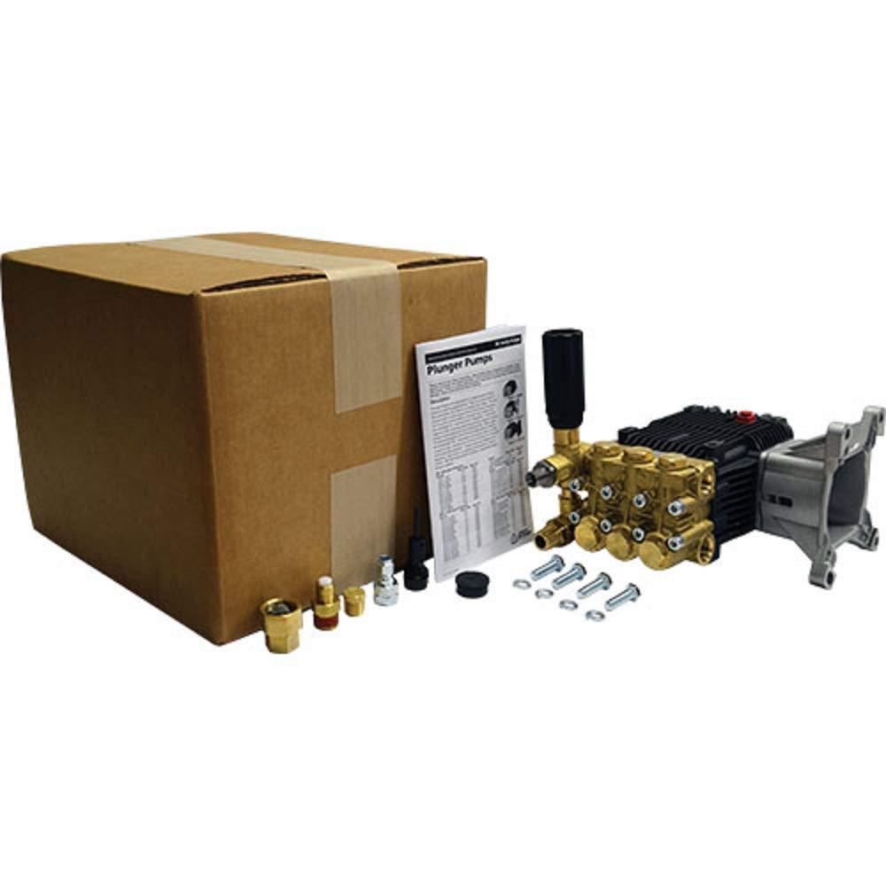 AR Annovi Reverberi RKV4G37-PKG Replacement Pressure Washer Pump, Metal by AR Annovi Reverberi