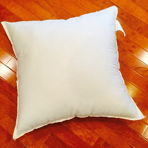 40'' x 40'' Eco-Friendly Pillow Form