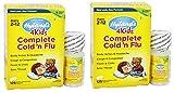 Hylands 4 Kids Complete Cold n Flu, 2 Pack