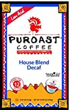 Puroast Coffee K-cups Low Acid Single Service (Decaf House...