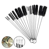 20pcs 8 Inch Tube Cleaning Brushes for Drinking