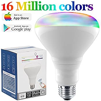 Smart Bulb 9w Color Changing Light Bulb Bluetooth Led