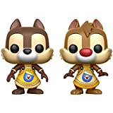 #Kingdom Hearts #Chip #Dale #Funko #Pop Vinyl #2017