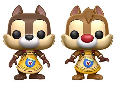 Funko POP Disney: Kingdom Hearts Chip & Dale  Toy Figures