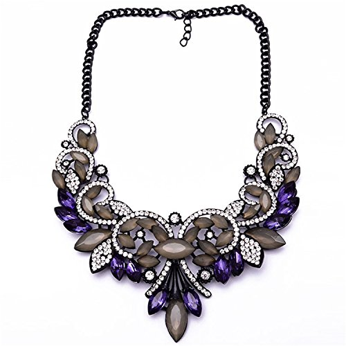 Necklace Chain Extender Women Maxi Statement Necklaces Pendants Vintage Jewelry Necklace - Shopping Co & Online Tiffany