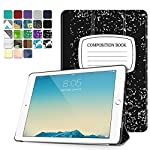 TNP iPad 2/3/4 Case - Slim Lightweight Shell Smart Cover Stand, Hard Back Protection with Auto Sleep Wake for iPad 4th Generation with Retina Display, iPad 3 & iPad 2