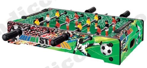 Tablero de mesa para futbolín Ministadio, Forma: Amazon.es ...