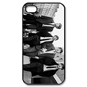 Classic Rock Band The Beatles Design TPU Cover Case For Iphone 4 4s iphone4s-91757