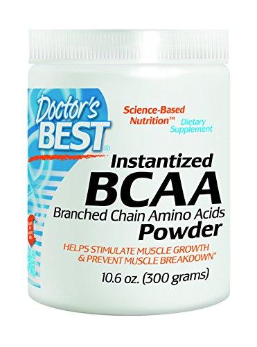 Meilleur du docteur facile BCAA 2:1:1 poudre, 300 grammes