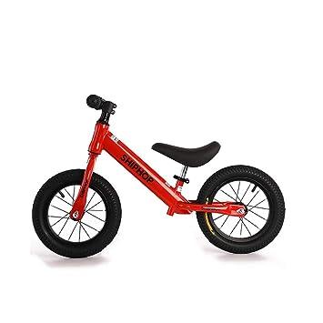FINLR-Bicicletas infantiles Balance Bike Bicicleta Sin Pedal para ...