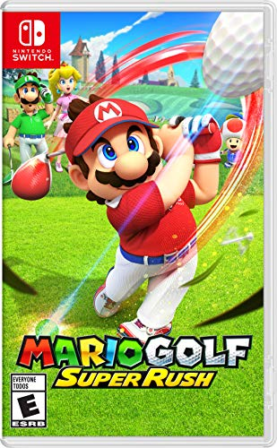 Mario Golf: Super Rush – Nintendo Switch