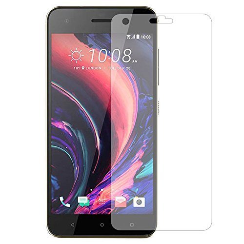 SmartLike Tempered Glass with Wet and Dry Cloth for HTC Desire 10 Pro