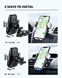 VICSEED Wireless Car Charger, 3rd Generation 10W Qi Fast Charging Auto-Clamping Car Phone Mount Wireless Charger CD Slot Air Vent Phone Holder for iPhone 11 Pro Max Xs Xr SE Galaxy Note 9 S10 S20 etc
