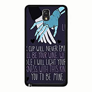 Customized Corpse Bride Phone Case Cover For Samsung Galaxy Note 3 n9005