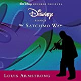 Disney Songs The Satchmo Way / Various