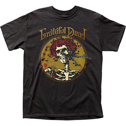 TeeShirtPalace Grateful Dead - Vintage Skull T-Shirt ()