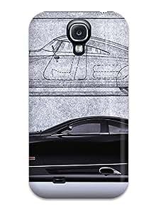 Hot Fashion EnXNJEi1334MdjxG Design Case Cover For Galaxy S4 Protective Case (maybach Exelero)