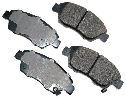 Akebono ACT621 Brake Pad Set