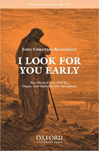 Book I look for you early: Vocal score