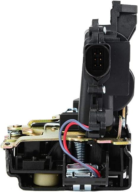 Attuatore serratura attuatore chiusura serratura porta posteriore Dx per MK4 BORA PASSAT B5 96-05 3B4839016AM