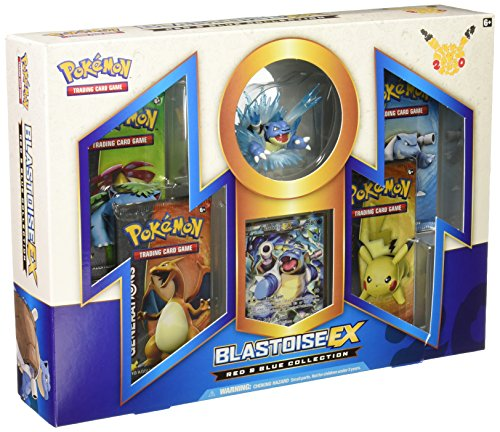 Collection Blastoise EX Box, - Red Collection