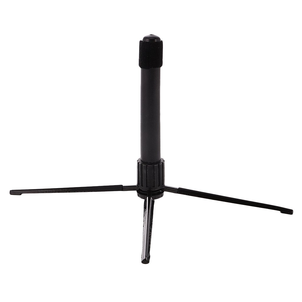 Jili Online Professional Black Flute Rack Bracket Support Instrument Holder Musical Tool by Jili Online (Image #4)