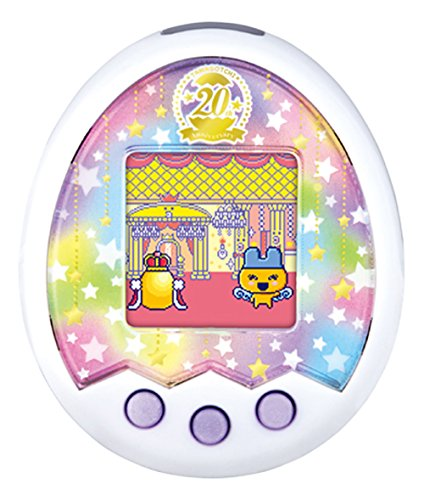 Bandai Tamagotchi mix 20th Anniversary mix ver. - Royal White (japan import) by Bandai (Image #1)