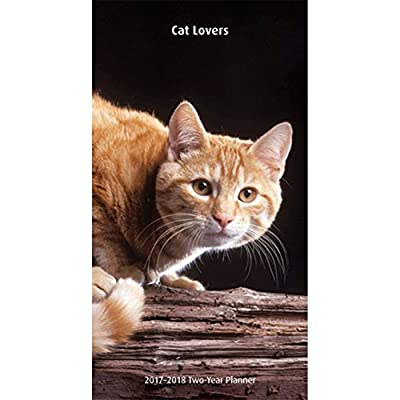 Cat Lovers 2017 Two-year Pocket Planner
