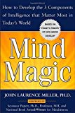 img - for Mind Magic by John Laurence Miller (2004-09-08) book / textbook / text book