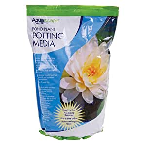 Aquascape 89002 Pond Plant Potting Media, 10-Pound