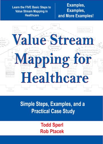 Amazon Value Stream Mapping For Healthcare Simple Steps