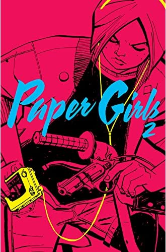 Descargar gratis Paper Girls 2 de Cliff Chiang