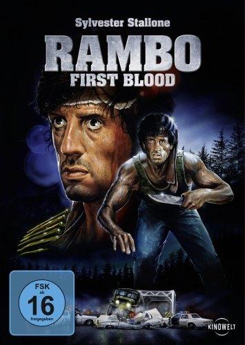 Rambo - First Blood [Alemania] [DVD]: Amazon.es: Sylvester Stallone, Richard Crenna, Brian Dennehy, Bill McKinney, Jack Starrett, Michael Talbott, Chris Mulkey, John McLiam, Alf Humphreys, David Caruso, David L. Crowley, Don MacKay,