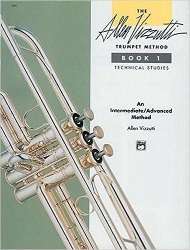 VERIFIED The Allen Vizzutti Trumpet Method, Bk 1: Technical Studies. Lleve craft Mayoreo traveler Double