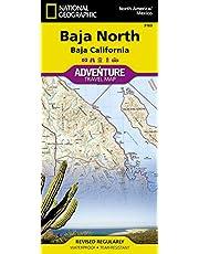 Baja California, North, Mexico (Adventure Map)