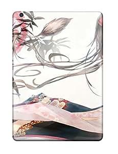THERESA CALLINAN's Shop 2015 5197338K759023104 original animal animal ears fish hadean tail Anime Pop Culture Hard Plastic iPad Air cases