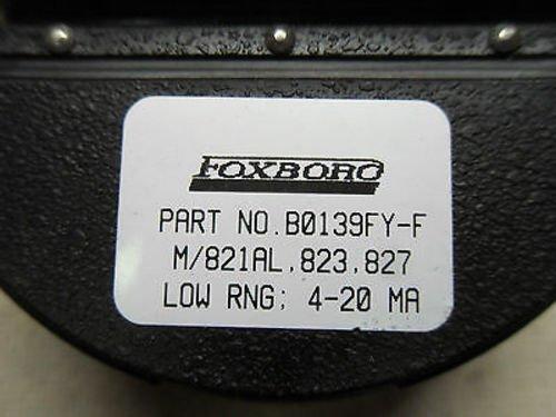 1 New Foxboro B0139Fy-F Pressure Transmitter (A9)