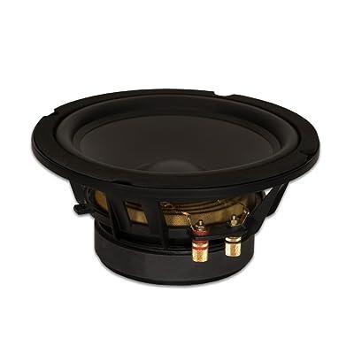 "Goldwood Sound GW-8PC-8 Heavy Duty 8ohm 8"" Woofer 330 Watts Replacement Speaker"